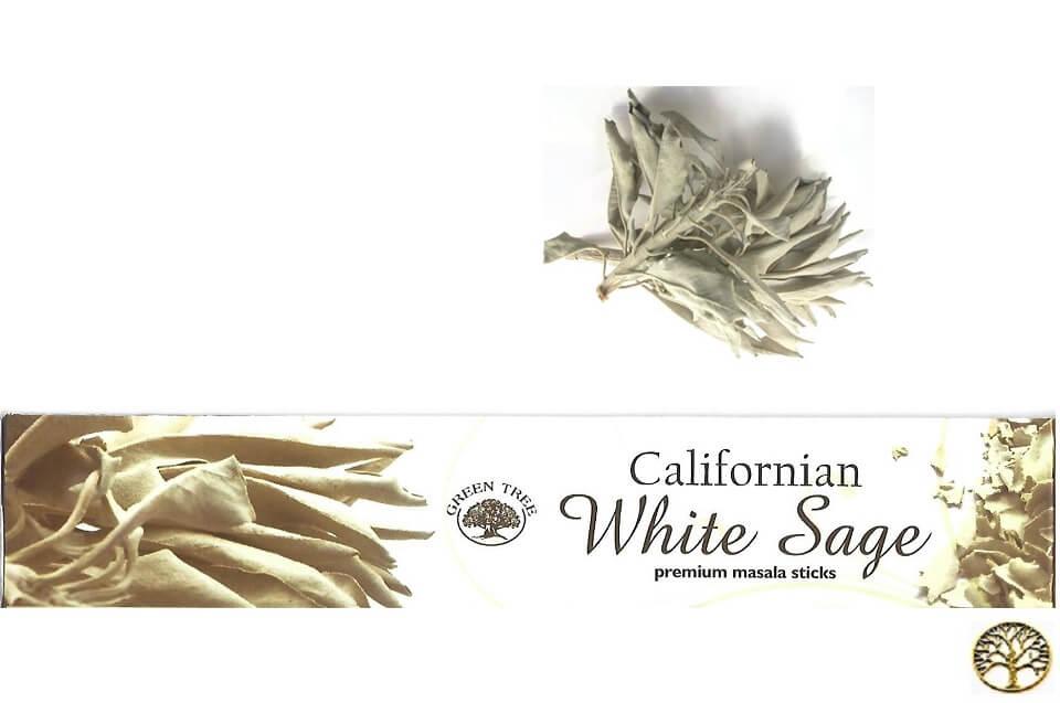 Witte Salie Wierook.Witte Salie Wierook Green Tree 15 Gr
