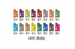 Gaia's incense Gaia's wierook alle soorten ~ geurhout.nl