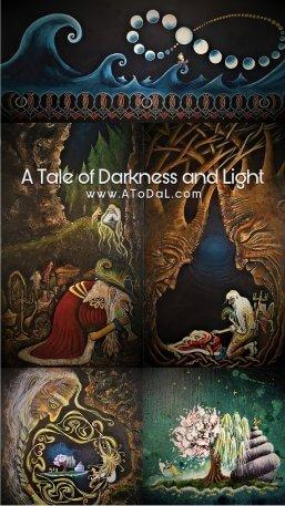 Een verhaal van duisternis en licht - van Pernilla Kannapinn