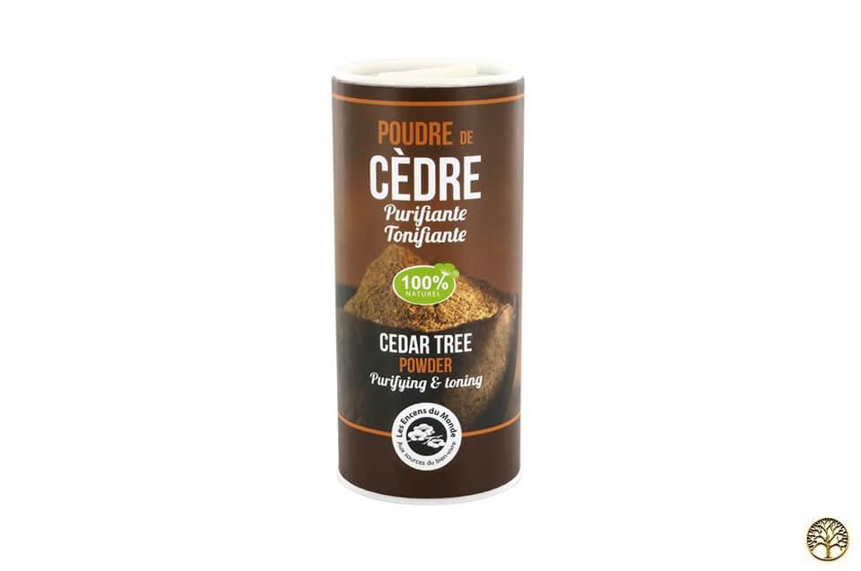 Houtpoeder ceder hout ~ geurhout.nl