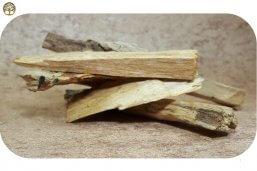 Heilighout 25 gram sprokkelhout ~ geurhout.nl