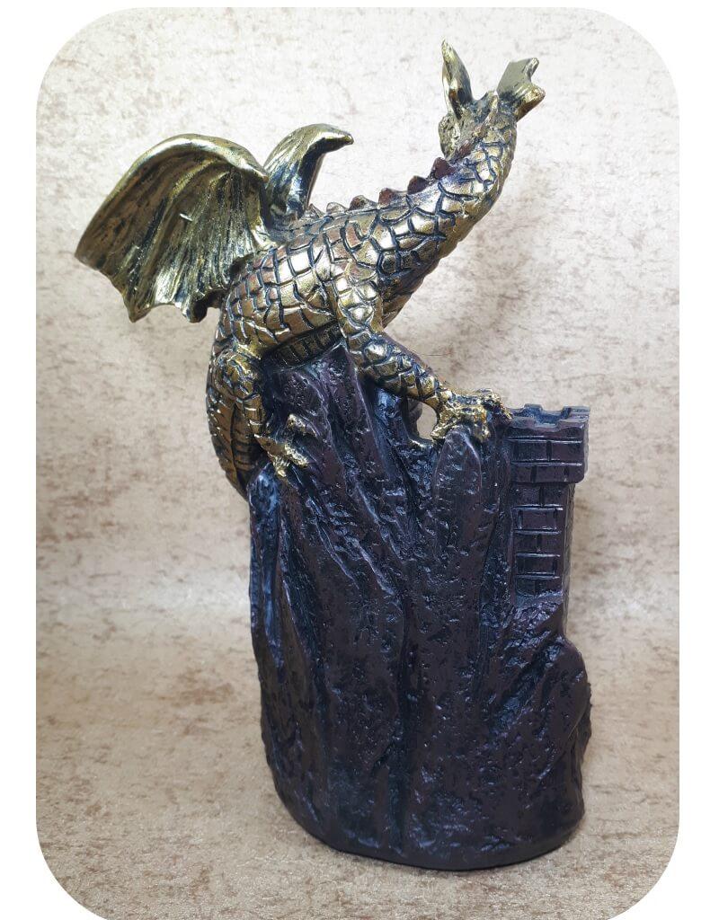 Wierook waterval gouden draak ~ geurhout.nl