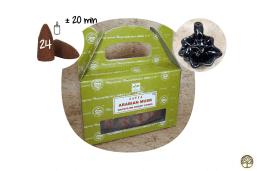 Wierook kegels arabian musk wierook waterval Satya ~ geurhout.nl