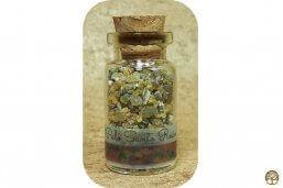 Palo Santo Resin in fles 5 gram fijn ~ geurhout.nl