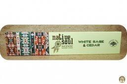 Wierook White Sage Cedar Native Soul Green Tree ~ geurhout.nl